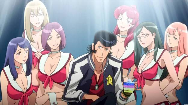 Space Dandy Wallpaper Hd Images 3 HD Wallpapers